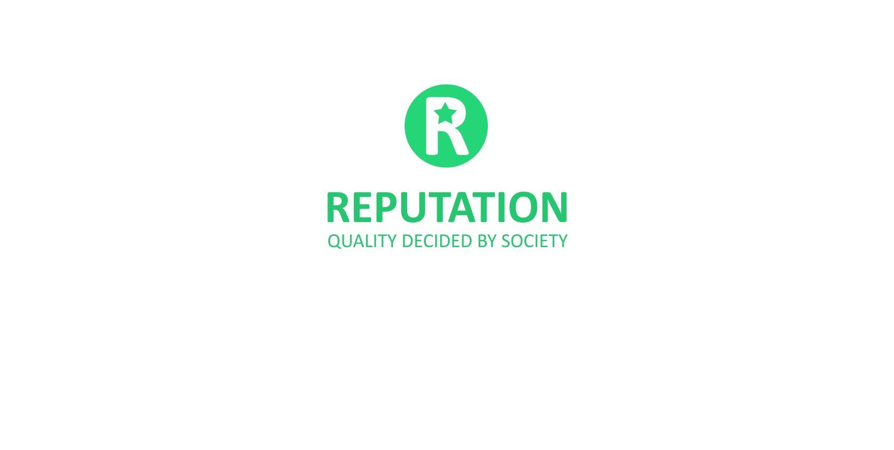 Логотип, визитка и шаблон презентации Reputation - дизайнер oksana123456