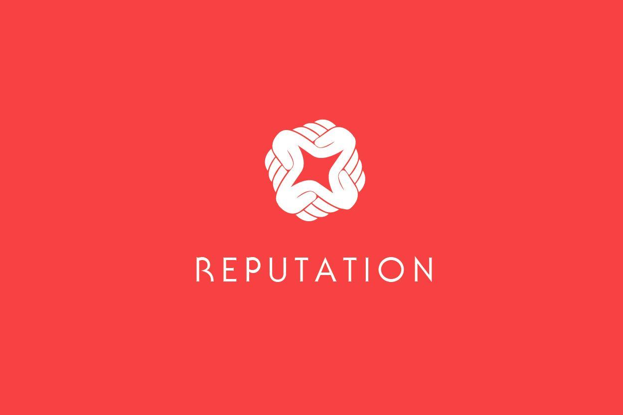 Логотип, визитка и шаблон презентации Reputation - дизайнер zet333