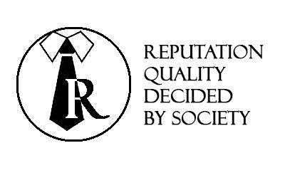 Логотип, визитка и шаблон презентации Reputation - дизайнер inky_peace