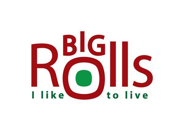 логотип для BigRolls - дизайнер ssv01