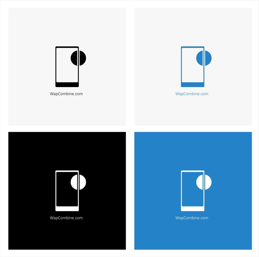 Логотип для мобильной партнерской программы - дизайнер TVdesign