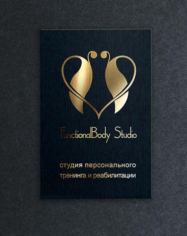Лого и фирменный стиль для спортивной студии  - дизайнер art-valeri