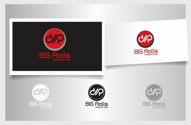 логотип для BigRolls - дизайнер Mishyra
