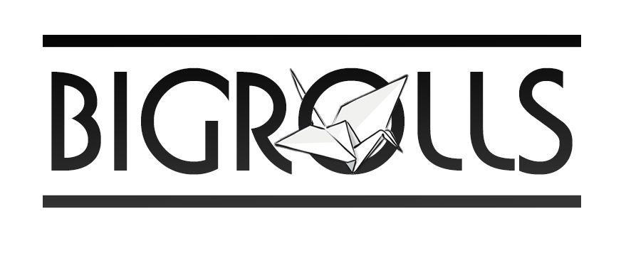 логотип для BigRolls - дизайнер Emansi_fresh