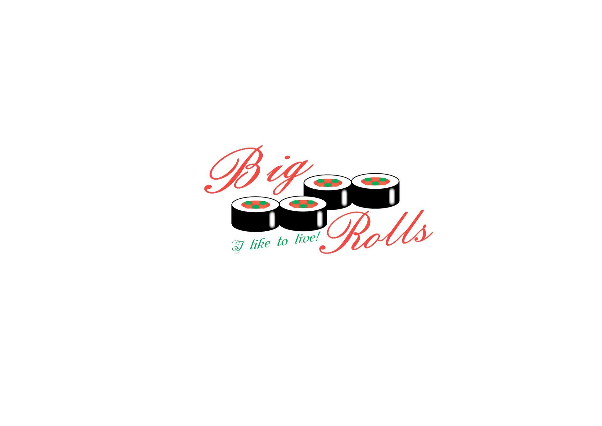 логотип для BigRolls - дизайнер Artemije