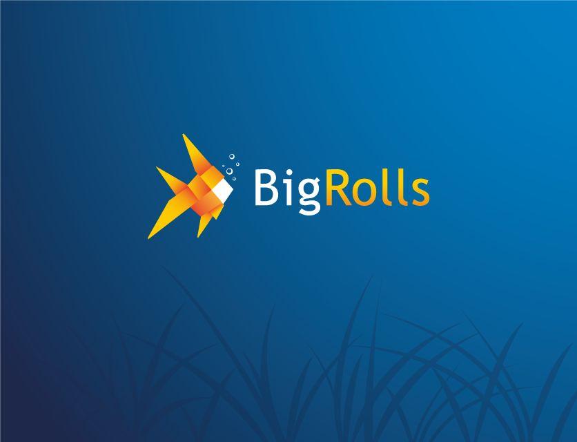 логотип для BigRolls - дизайнер Ulyankin