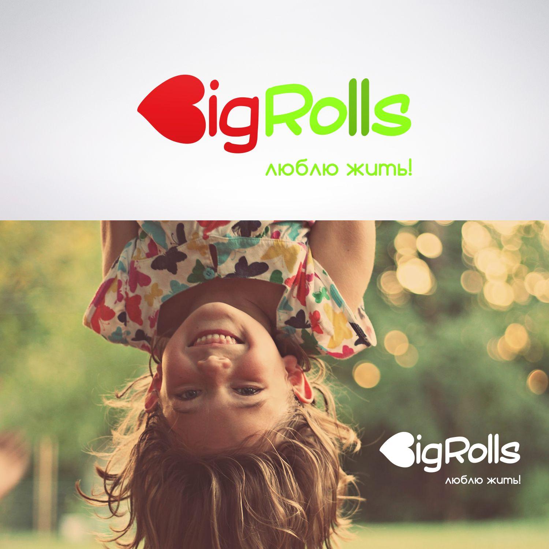 логотип для BigRolls - дизайнер Nostr