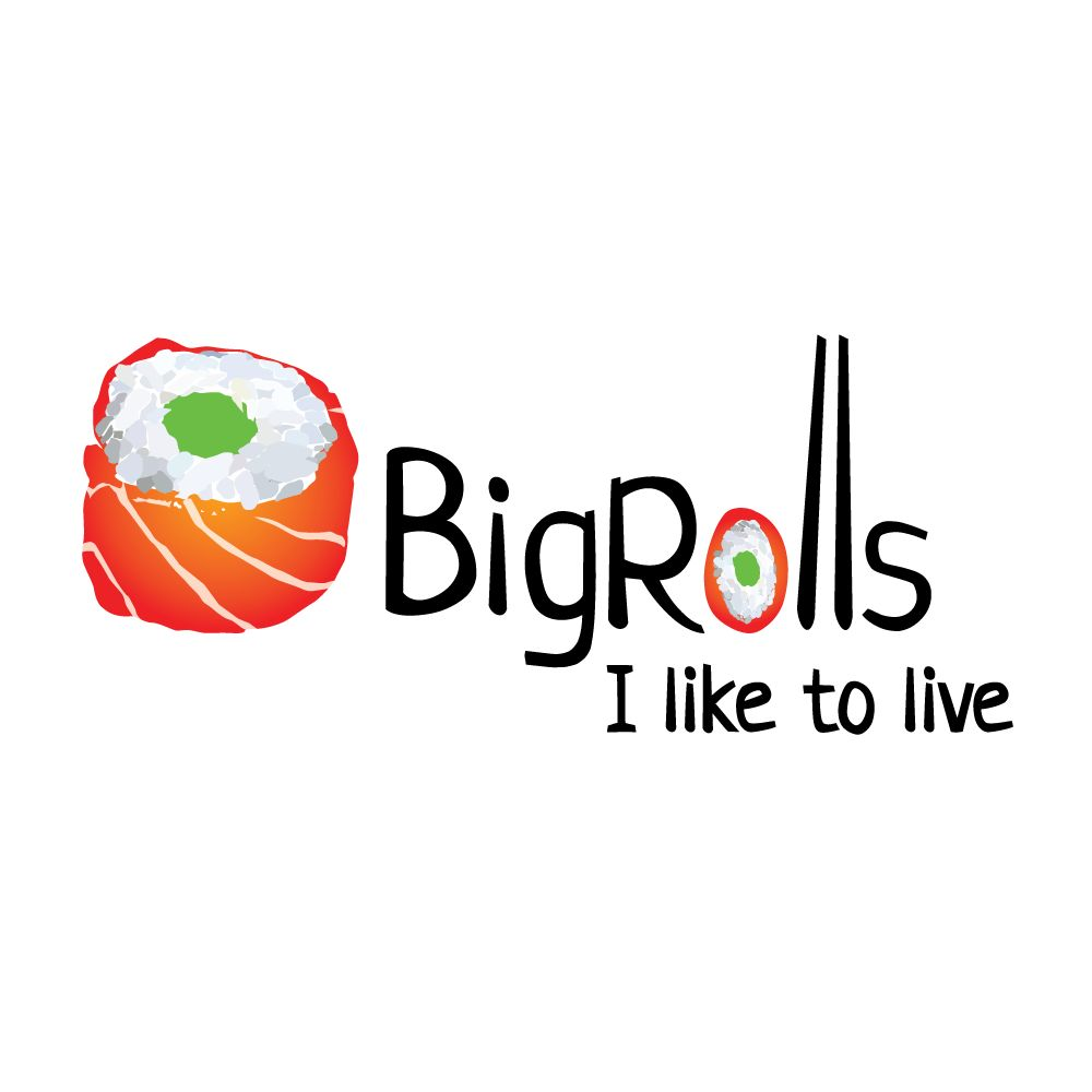 логотип для BigRolls - дизайнер Denis_Koh