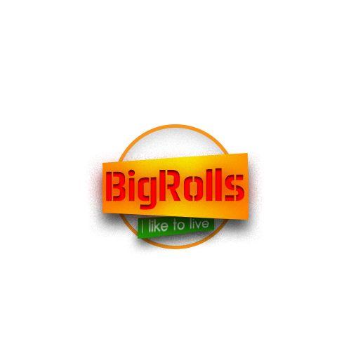 логотип для BigRolls - дизайнер Alexx_Mor