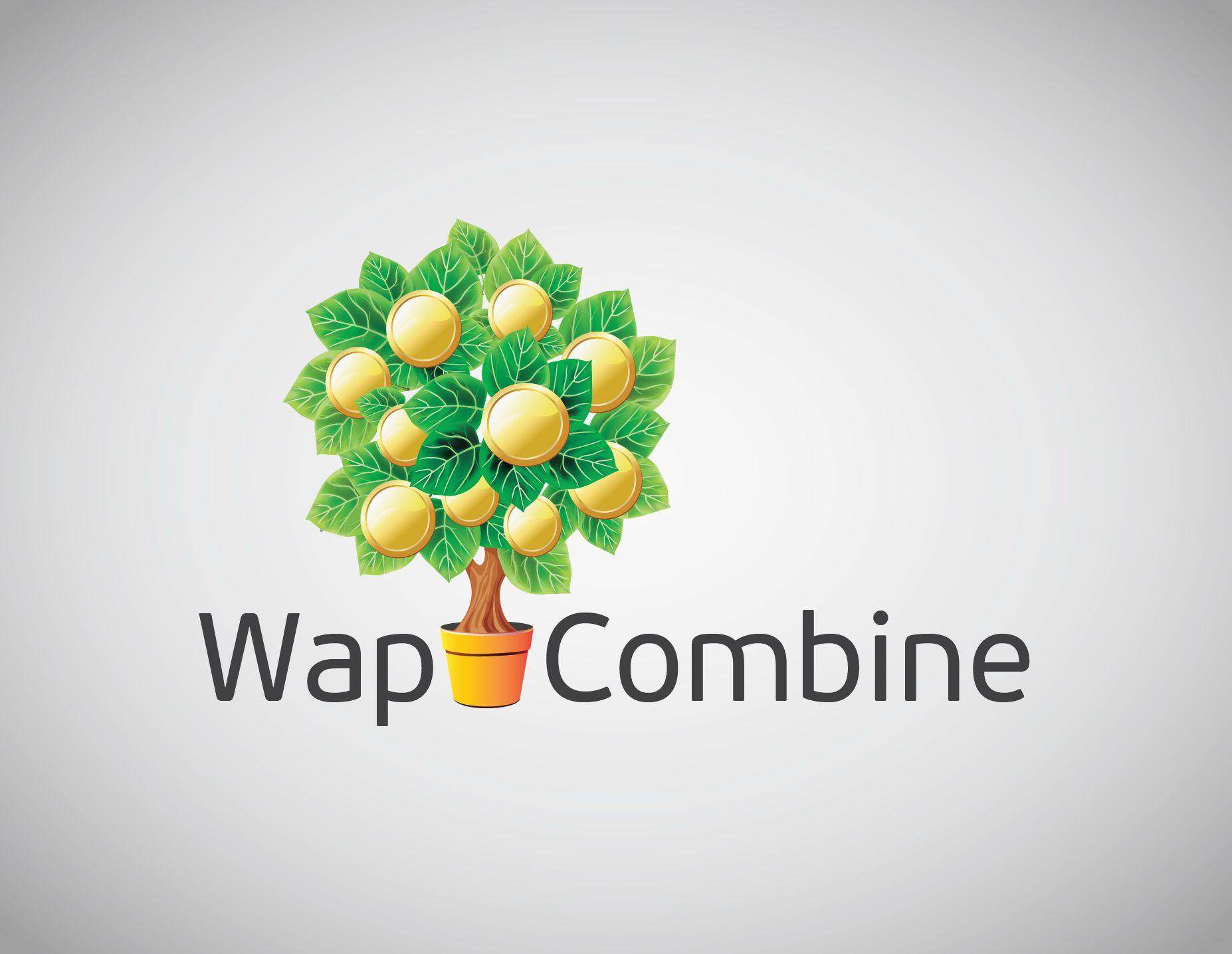 Логотип для мобильной партнерской программы - дизайнер PUPIK