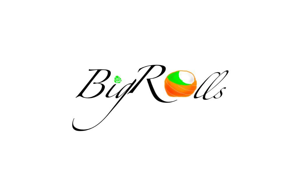 логотип для BigRolls - дизайнер ToxicTea