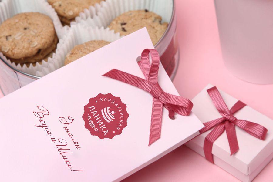 Лого ИМ тортов,пирожных и печенья ручной работы - дизайнер Ellen-KA