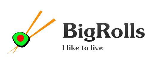 логотип для BigRolls - дизайнер Anna_Write