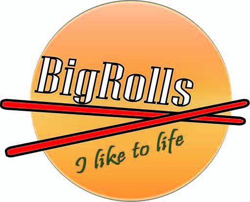 логотип для BigRolls - дизайнер Oxana_Kot