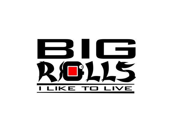 логотип для BigRolls - дизайнер kontrdesign