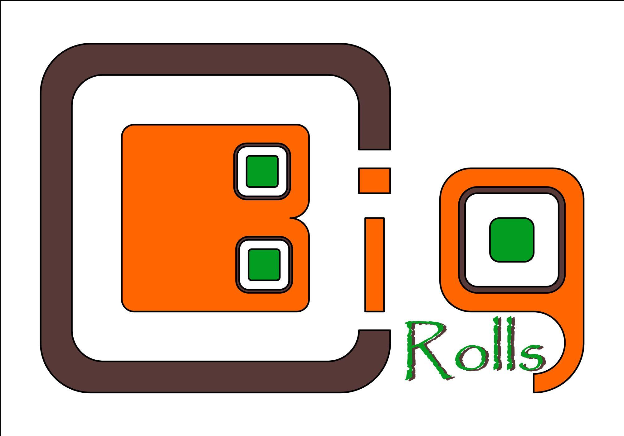 логотип для BigRolls - дизайнер Alex_Pro