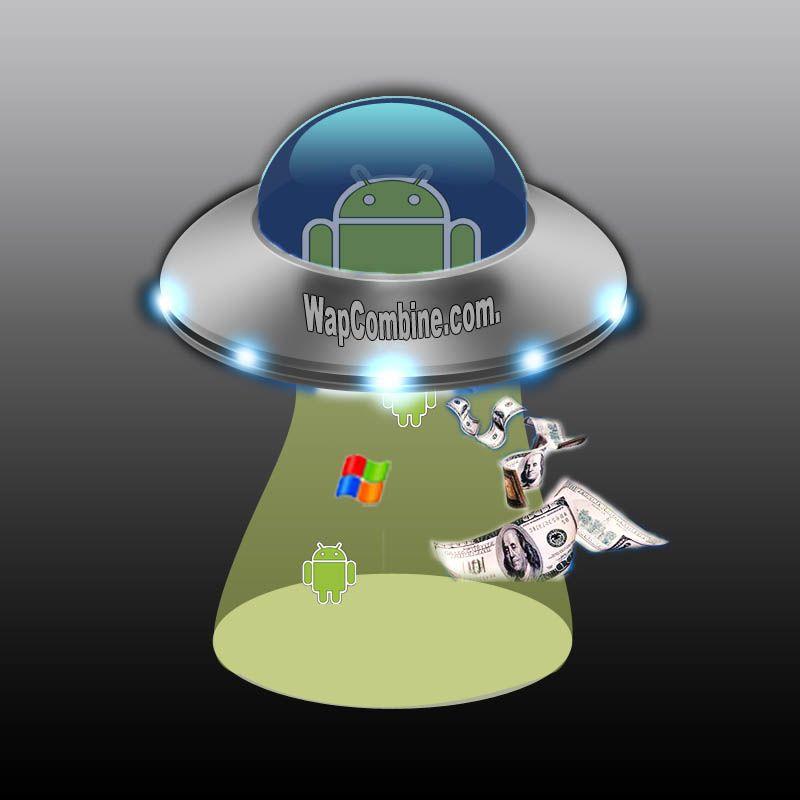Логотип для мобильной партнерской программы - дизайнер aix23