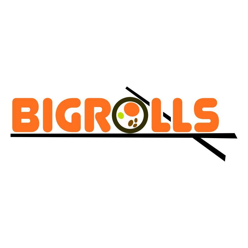 логотип для BigRolls - дизайнер Tisharik