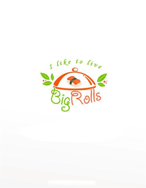 логотип для BigRolls - дизайнер kirakl