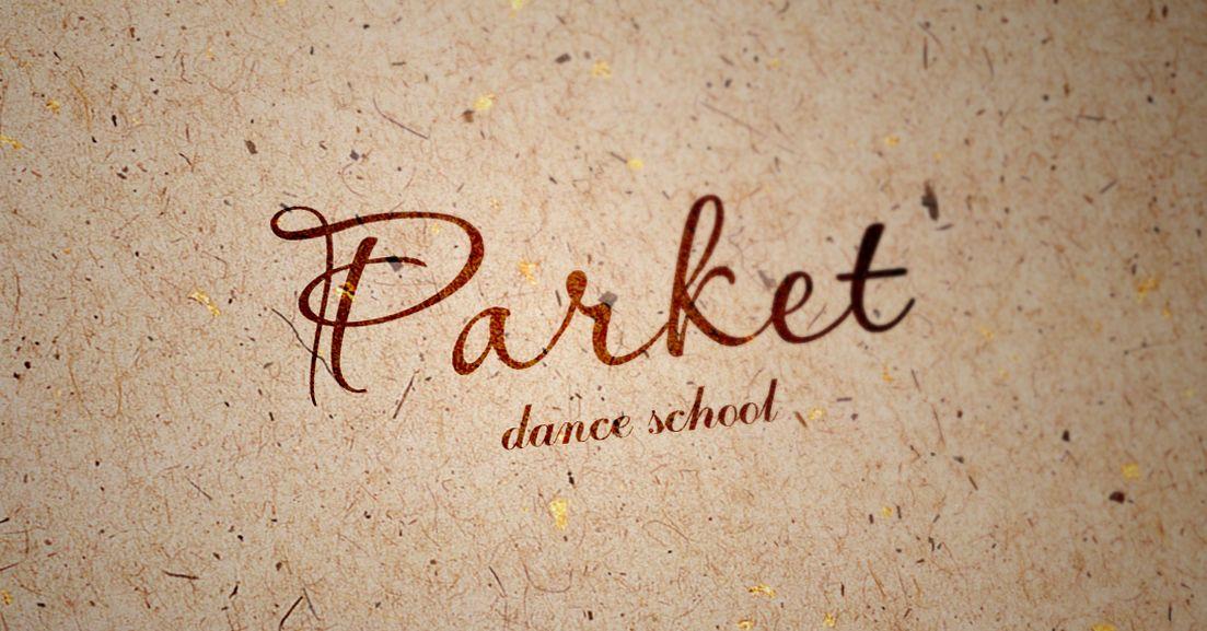 Логотип школы танца - дизайнер LEVA-NAVIGATOR