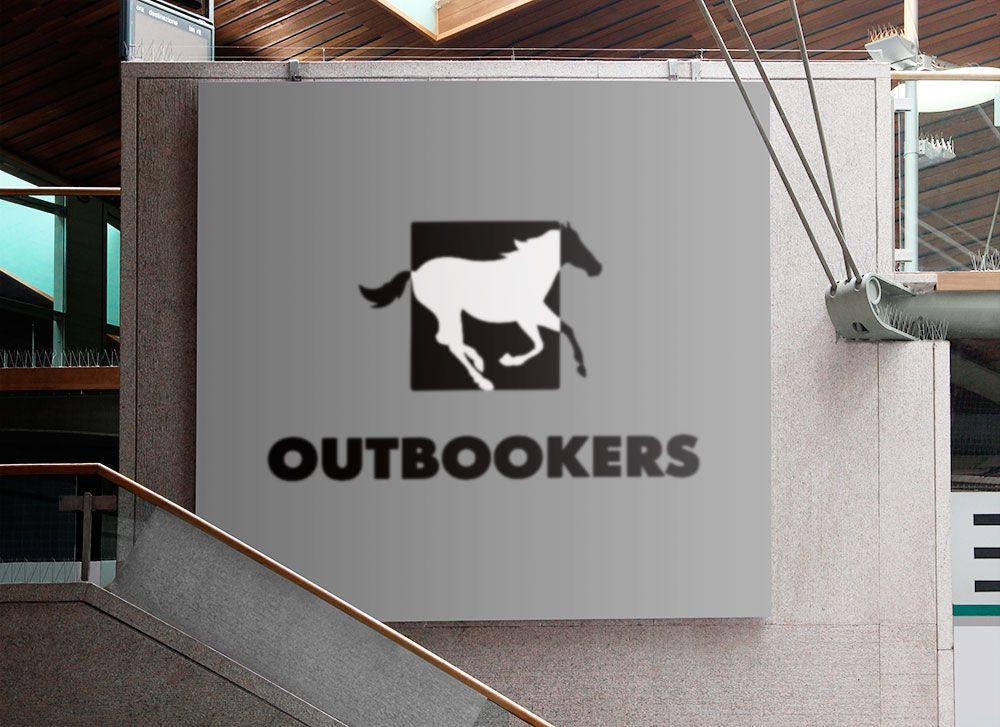 Образ лошади в логотипе (спортивная аналитика) - дизайнер path