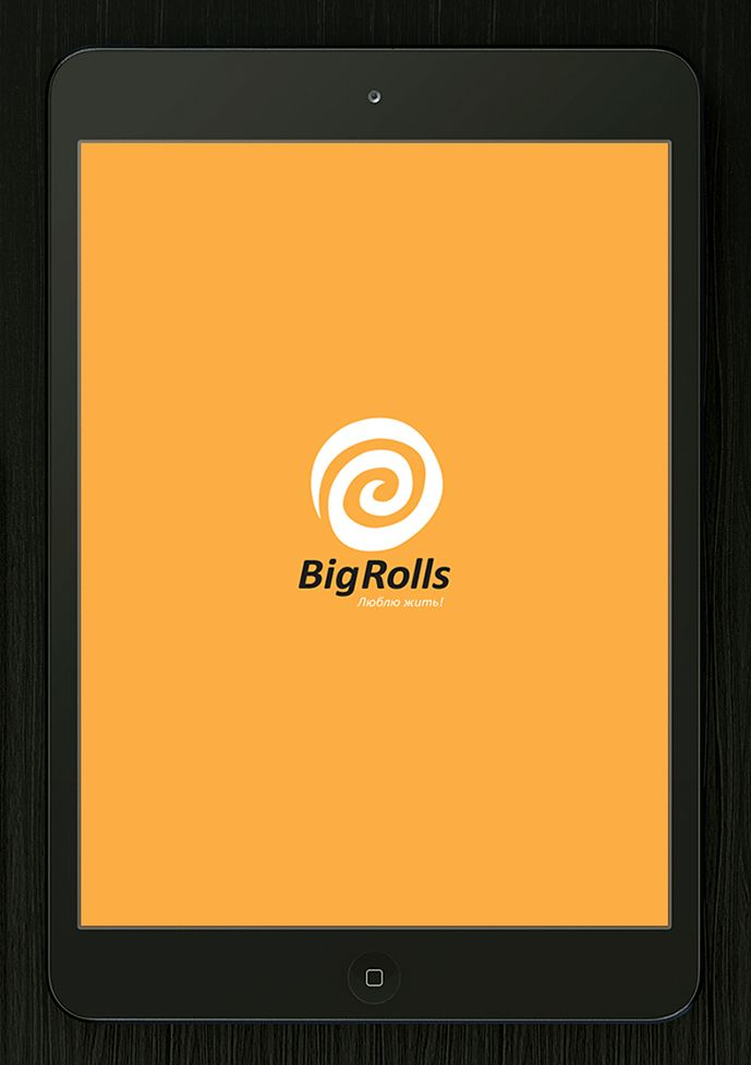 логотип для BigRolls - дизайнер zadumki