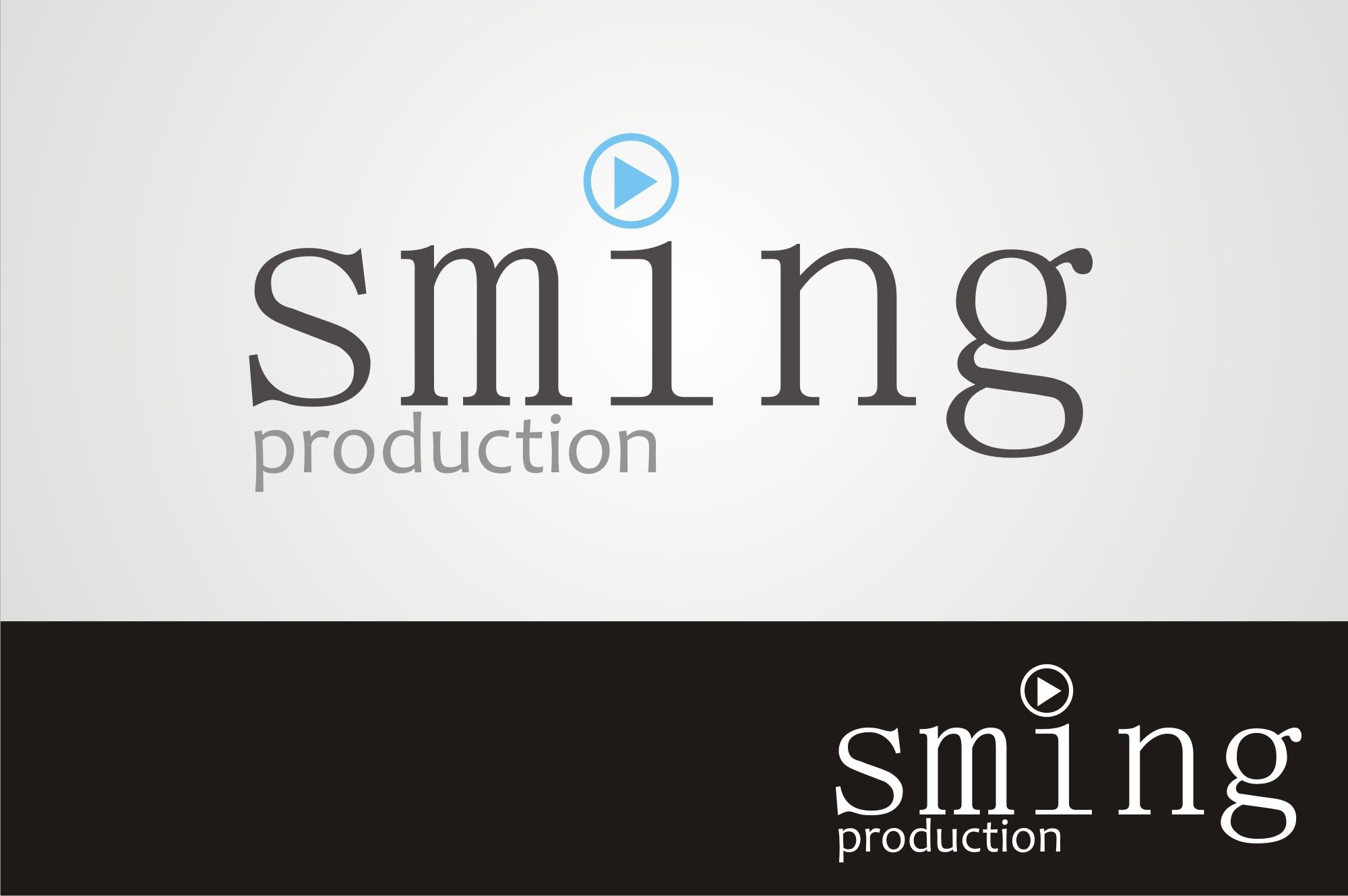 Логотип для видеопродакшн студии - дизайнер Natalie_Santer