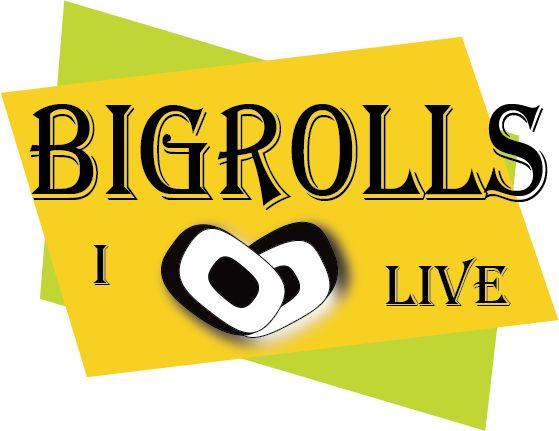 логотип для BigRolls - дизайнер kulichok575