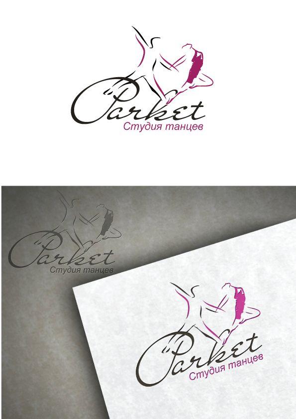 Логотип школы танца - дизайнер peps-65