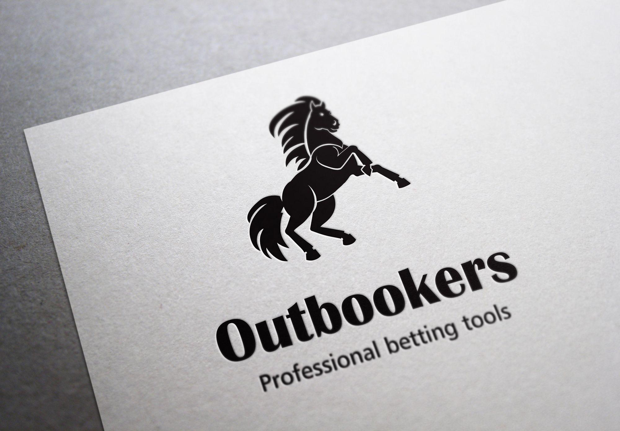 Образ лошади в логотипе (спортивная аналитика) - дизайнер Jay_Silent