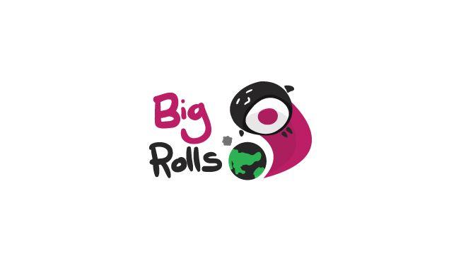 логотип для BigRolls - дизайнер Martins206