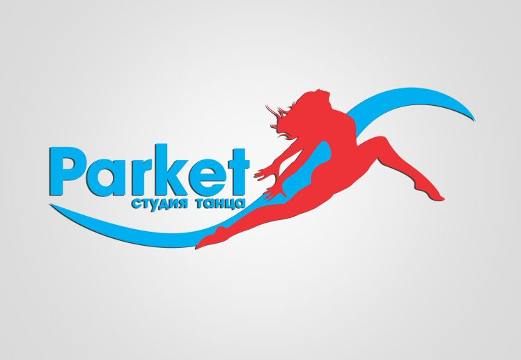 Логотип школы танца - дизайнер IsaevaDV