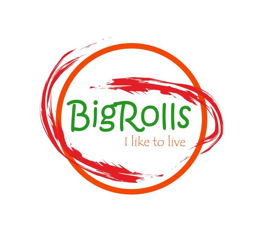 логотип для BigRolls - дизайнер Lisa__T