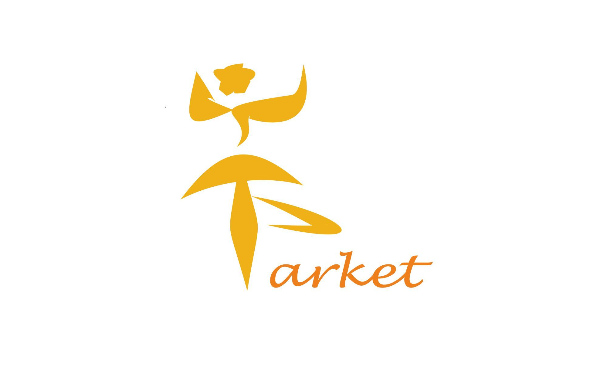 Логотип школы танца - дизайнер ThCat