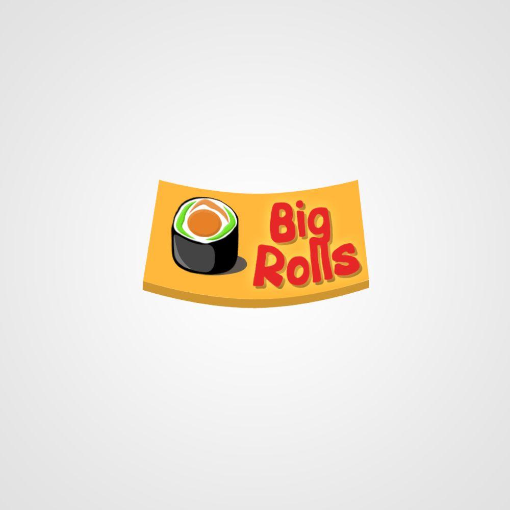 логотип для BigRolls - дизайнер KILO_Sound