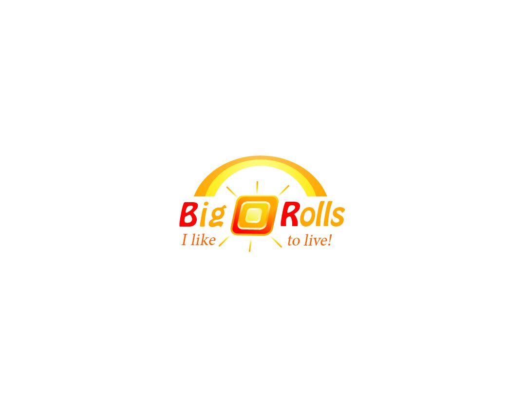 логотип для BigRolls - дизайнер Lalley