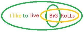 логотип для BigRolls - дизайнер denich005