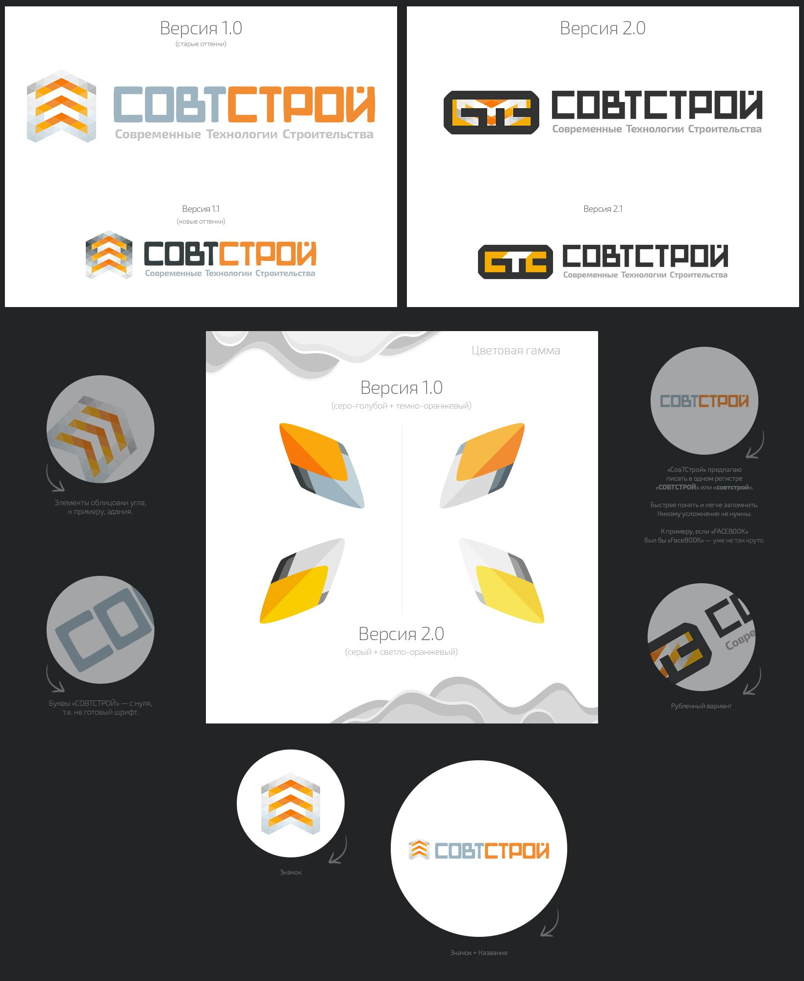 Логотип для поставщика строительных материалов - дизайнер d_b
