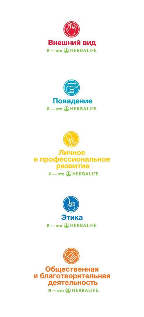 Логотип для образовательного проекта - дизайнер Polinkahru