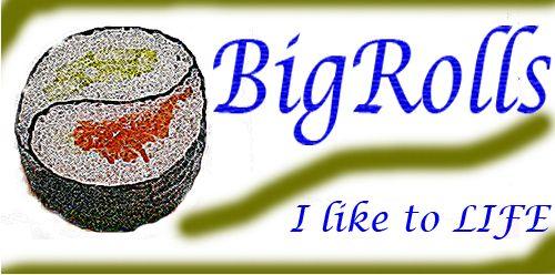 логотип для BigRolls - дизайнер Alud333