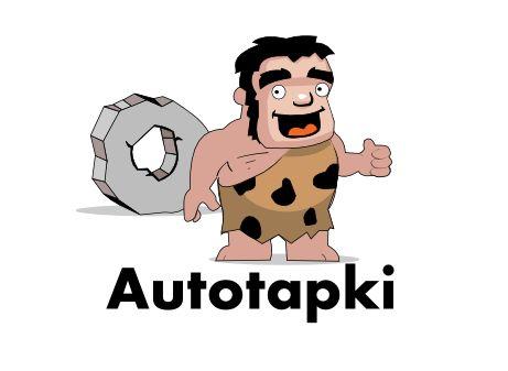 Логотип для магазина авто и мото шин и дисков - дизайнер raccoon2517