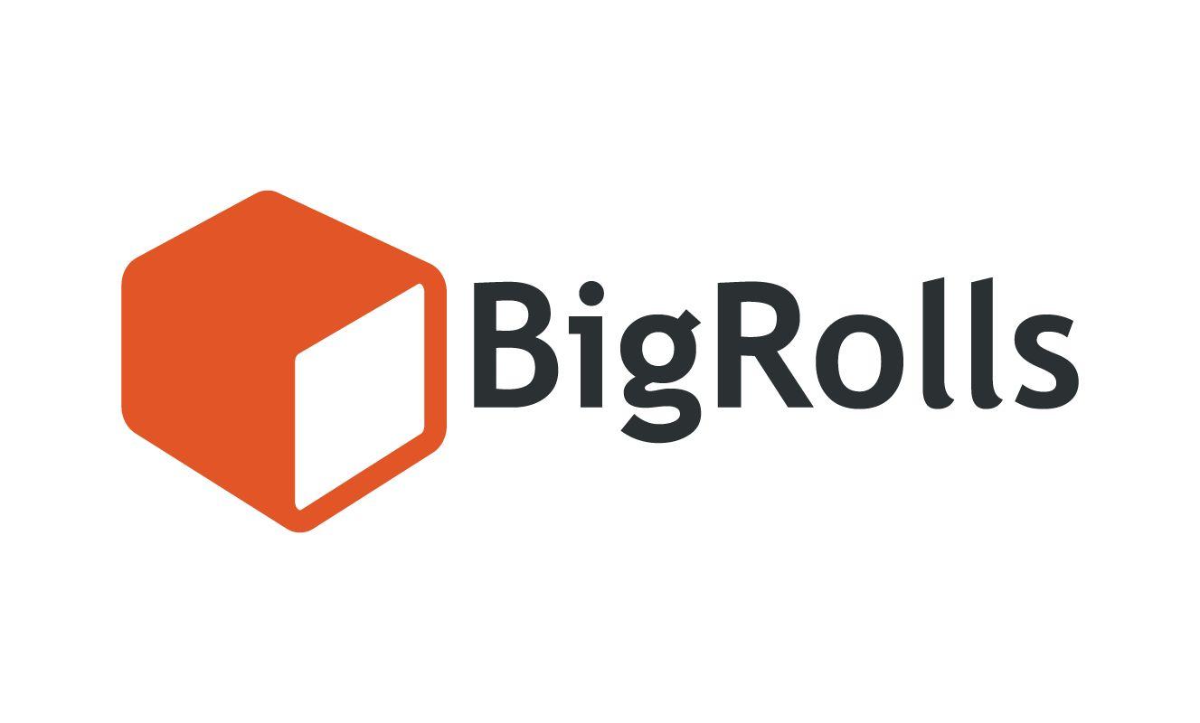логотип для BigRolls - дизайнер MikeKoz