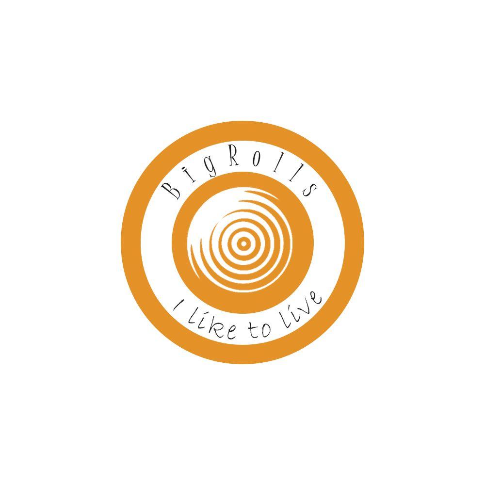 логотип для BigRolls - дизайнер endenole