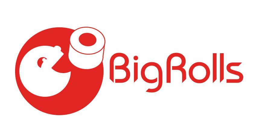 логотип для BigRolls - дизайнер IAmSunny