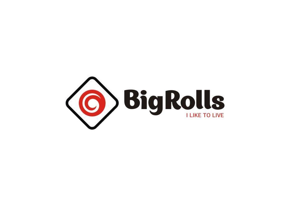 логотип для BigRolls - дизайнер Olegik882