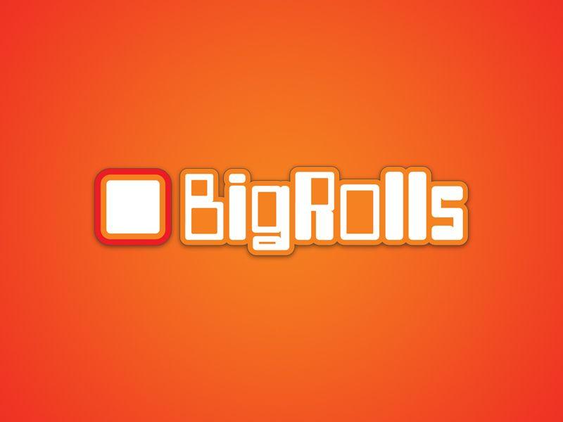 логотип для BigRolls - дизайнер vision