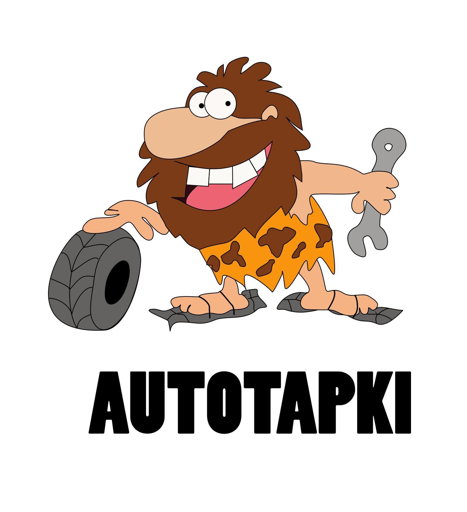 Логотип для магазина авто и мото шин и дисков - дизайнер Krasivayav