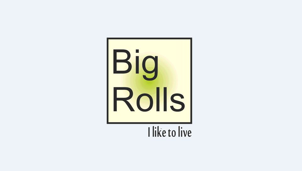 логотип для BigRolls - дизайнер Rubelli