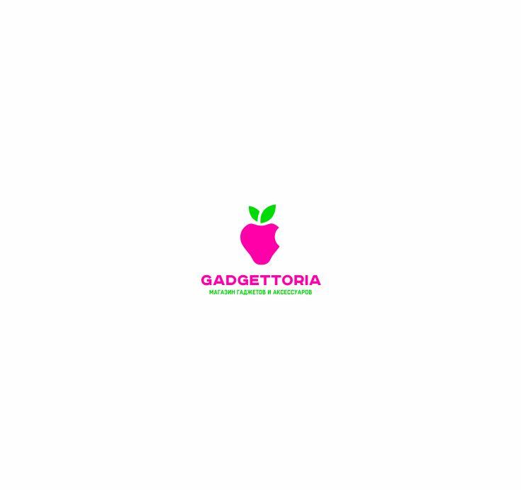Логотип магазина аксессуаров для гаджетов - дизайнер Richardik