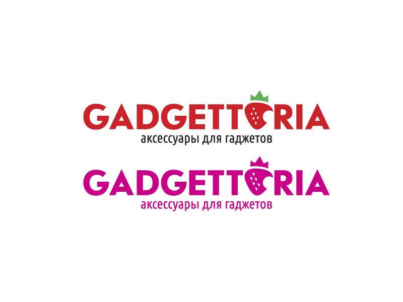 Логотип магазина аксессуаров для гаджетов - дизайнер oksygen